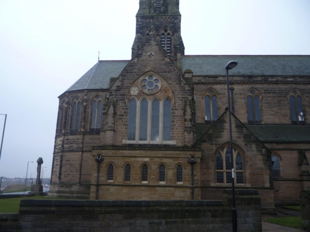 St Georges Church Cullercoats North Shields